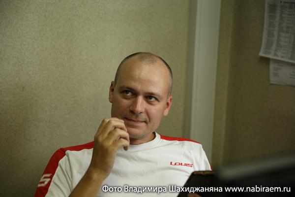 """Александр Шпаковский, """"Собеседник"""""""
