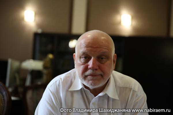 Ректор Московского педагогического университета Алексей Львович Семёнов