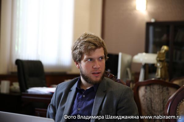 Михаил Алексеевич Семенов, сын Алексея Львовича Семёнова