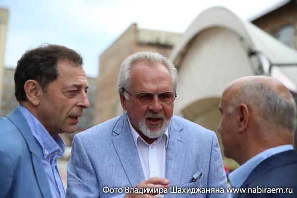 Петр Спектор, Павел Гусев, Джангули Гвилава