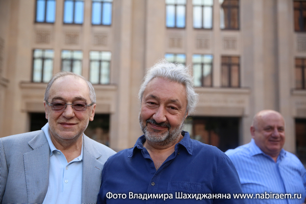 Стас Намин, Левон Айрапетян