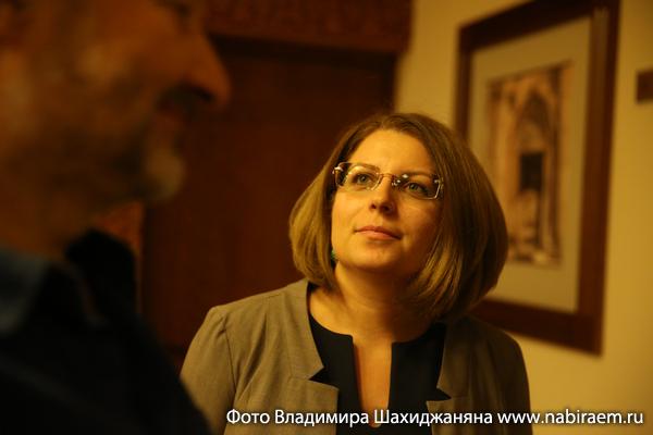 Анаит Гамлетовна Григорян