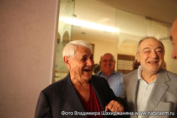 Гаспарян и Айрапетян