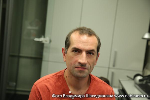 Игорь Наумов, Серебряный дождь