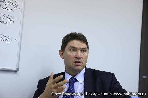 Сергей Щербаков, Сбербанк