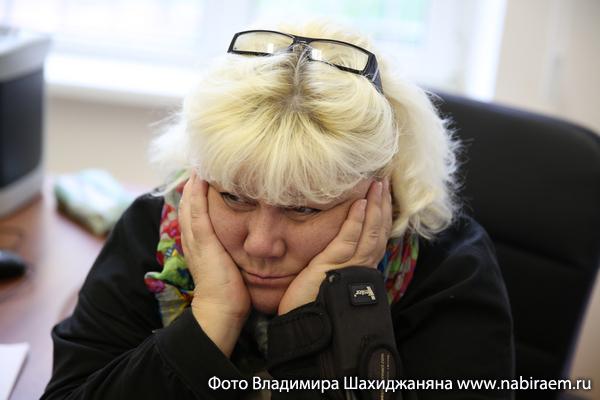 Нина Всеволодовна Сокол-Мацюк