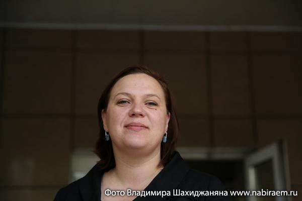 Оксана Владимировна Большухина