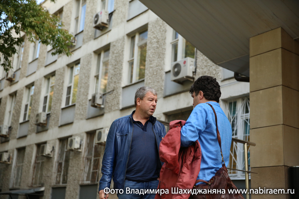 Александр Робак, Олег Газе