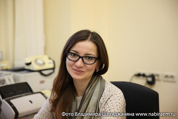 Рената Ильдаровна Шеребьянова