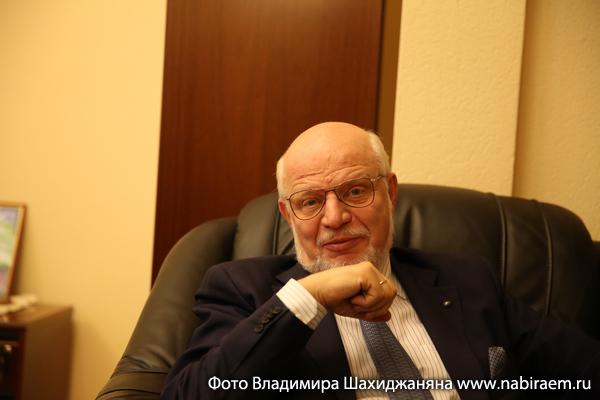 Михаил Федотов, советник Президента