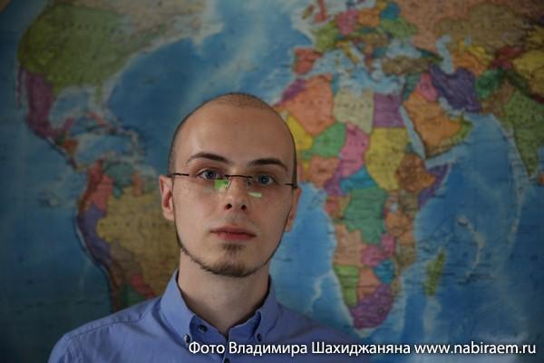 Александр Гаврюшкин