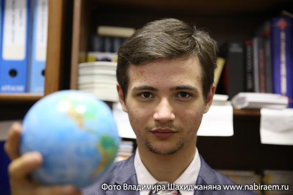 Алексей Александрович Хромов
