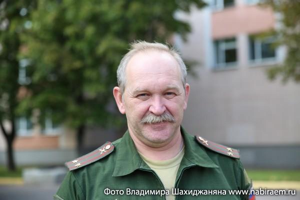 Подполковник Костикин Ю.В.