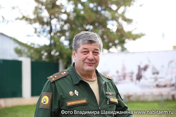 Полковник Александр Слободский, Суворовское училище