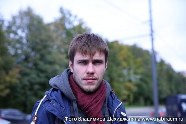 Хмурый Косякин