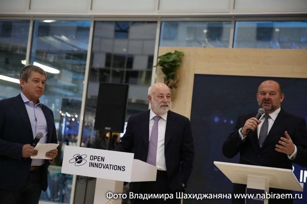Виктор Вексельберг и Игорь Орлов