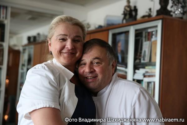 Юрий Бузиашвили, Эльвина Бузиашвили