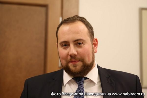 Кирилл Чистяков помощник Ольги Васильевой