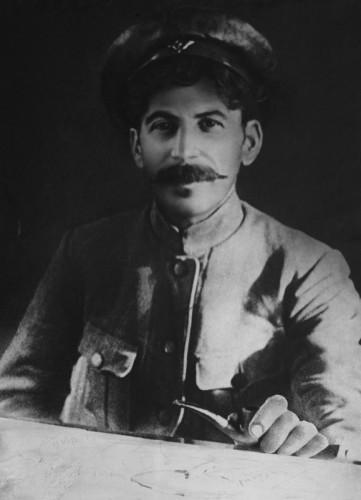 Сталин в Царицыне