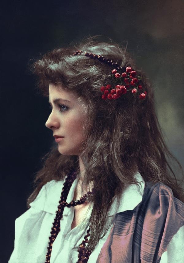 Мод Адамс, американская актриса театра