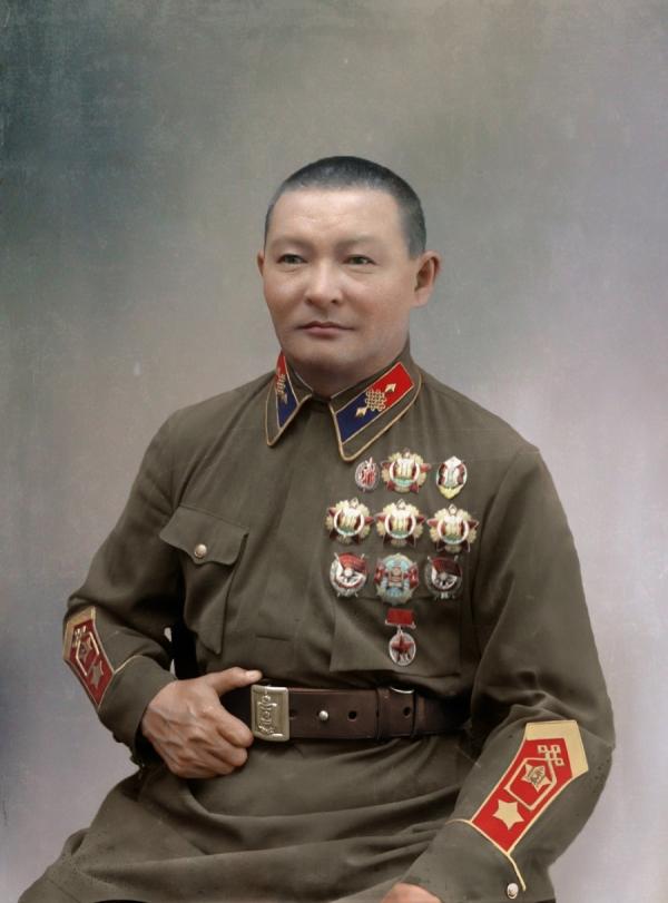 Маршал Чойбалсан Хорлогийн
