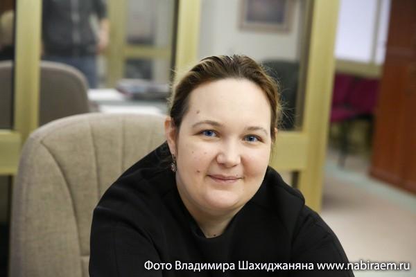 Анна Сатюкова