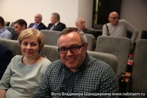 Евгений Полищук и Наталья Черкасова