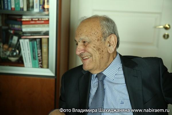 Кардиолог Давид Мейрович Аронов