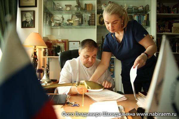 Юрий Бузиашвили и Эльвина Тугеева