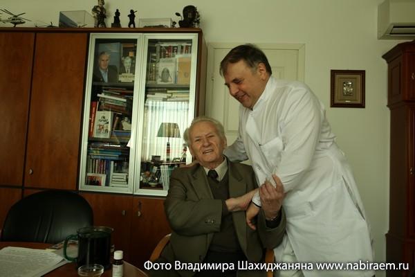 Генрих Боровик