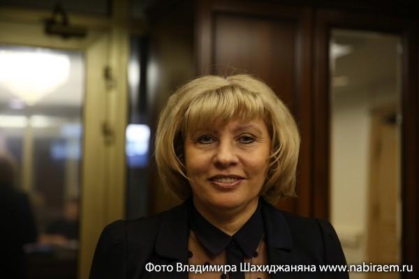Юрист Татьяна Сёмина