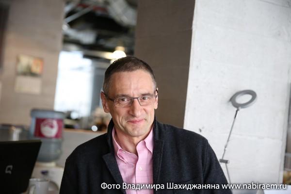 """Сергей Медведев, радиостанция """"Свобода"""""""
