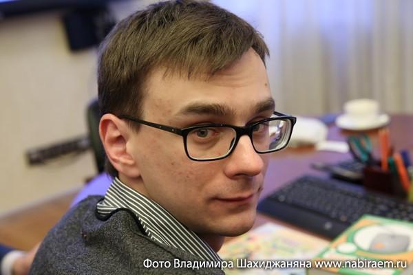"""Николай Елисеев, издательство """"Просвещение"""""""