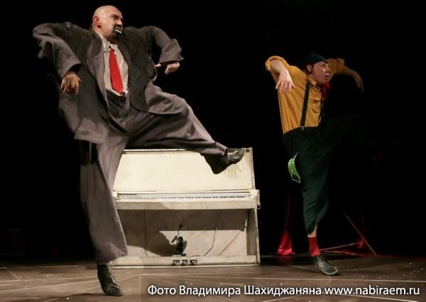 """театр """"Высокие братья"""""""