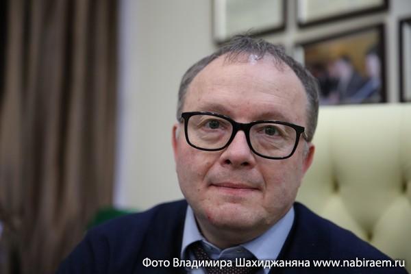 Олег Янушевич, МГМСУ