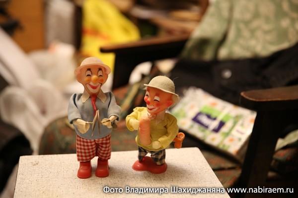 клоуны от Юрия Никулина