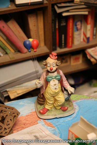 Клоун от Юрия Никулина