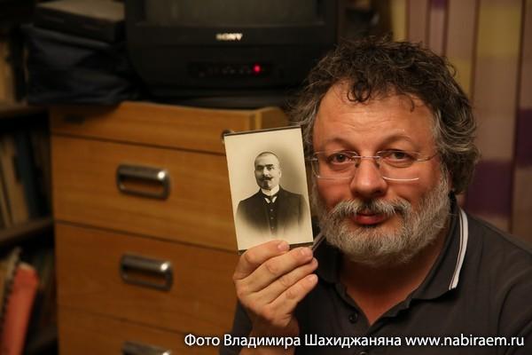 Сергей Шахиджанян и Айрапет Шахиджанян