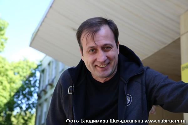 Кинорежиссёр Дмитрий Черкасов