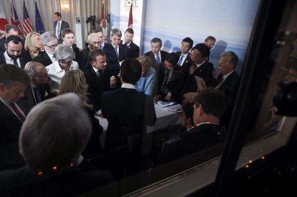 Фото: фотограф французского правительства.
