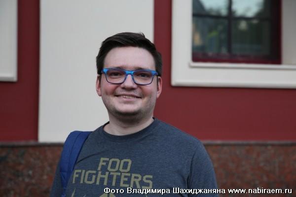Максим Зорин