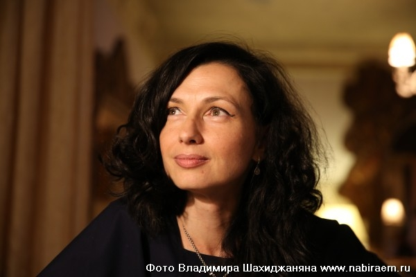 "Ирина Карпенко, ресторан ""Ноев ковчег"""