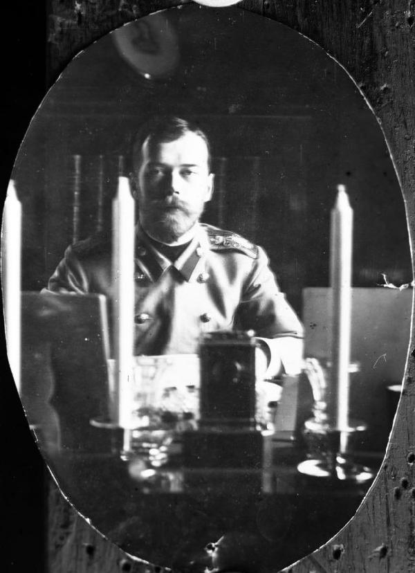 Император Николай II  1900-е  РГАКФД