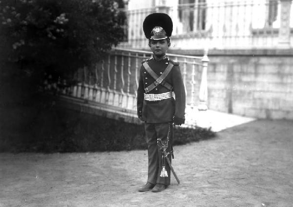 Наследник цесаревич Алексей Николаевич  1911  РГАКФД