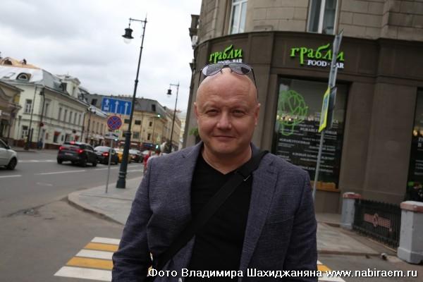Игорь Эльевич Пахомов
