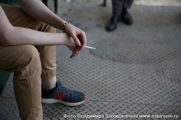 Курение, никотин