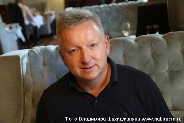 журналист Александр Каверзнев