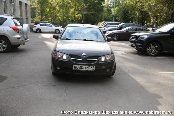 Автомобиль Шахиджаняна