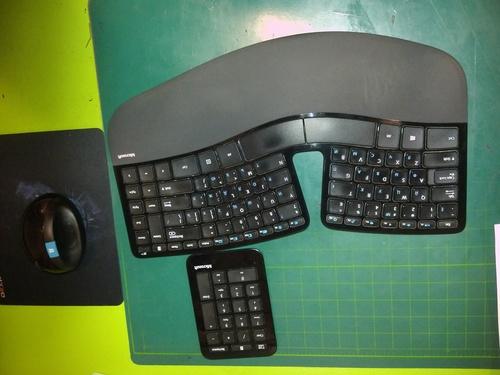 Клавиатура. Общий вид.